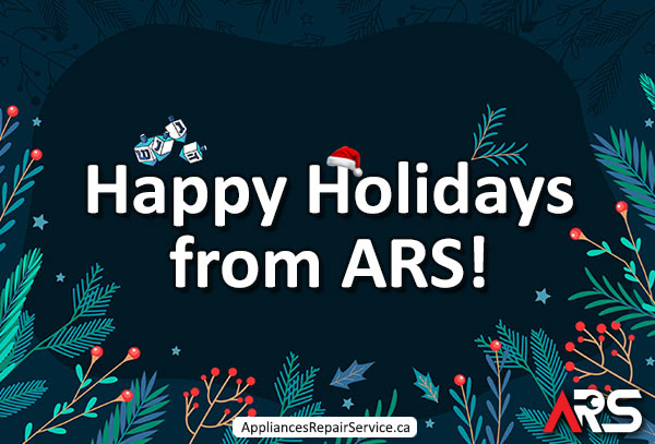 Happy Holidays from ARS