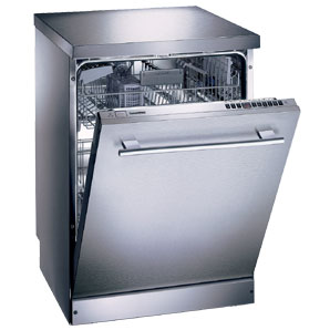 open-dishwasher-which-needs-dishwasher-repair
